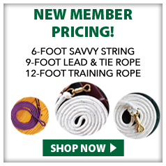 New Member Pricing Ropes