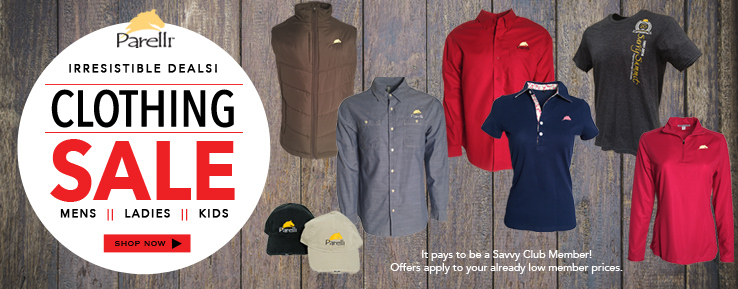 2017 Clothing Clearance